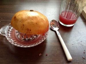 DIY Vitaminbombe - Granatapfel