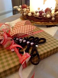 DIY Weihnachtsbäumchen aus Textilgarn