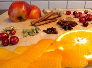 DIY Hausduft - Orangen Schalen und Scheiben