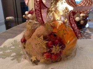 DIY Hausduft - Potpourri verpackt als Geschenk