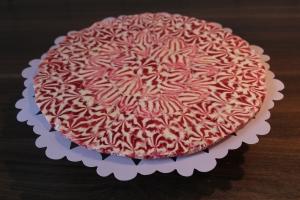 DIY Kuchenplatte zum essen