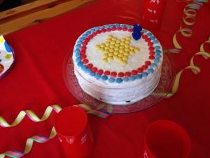Superheld Geburtstags Torte Kuchen Superhelden
