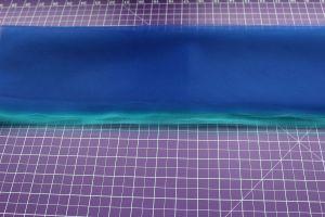 DIY Tutu - Streifen in der perfekte Länge