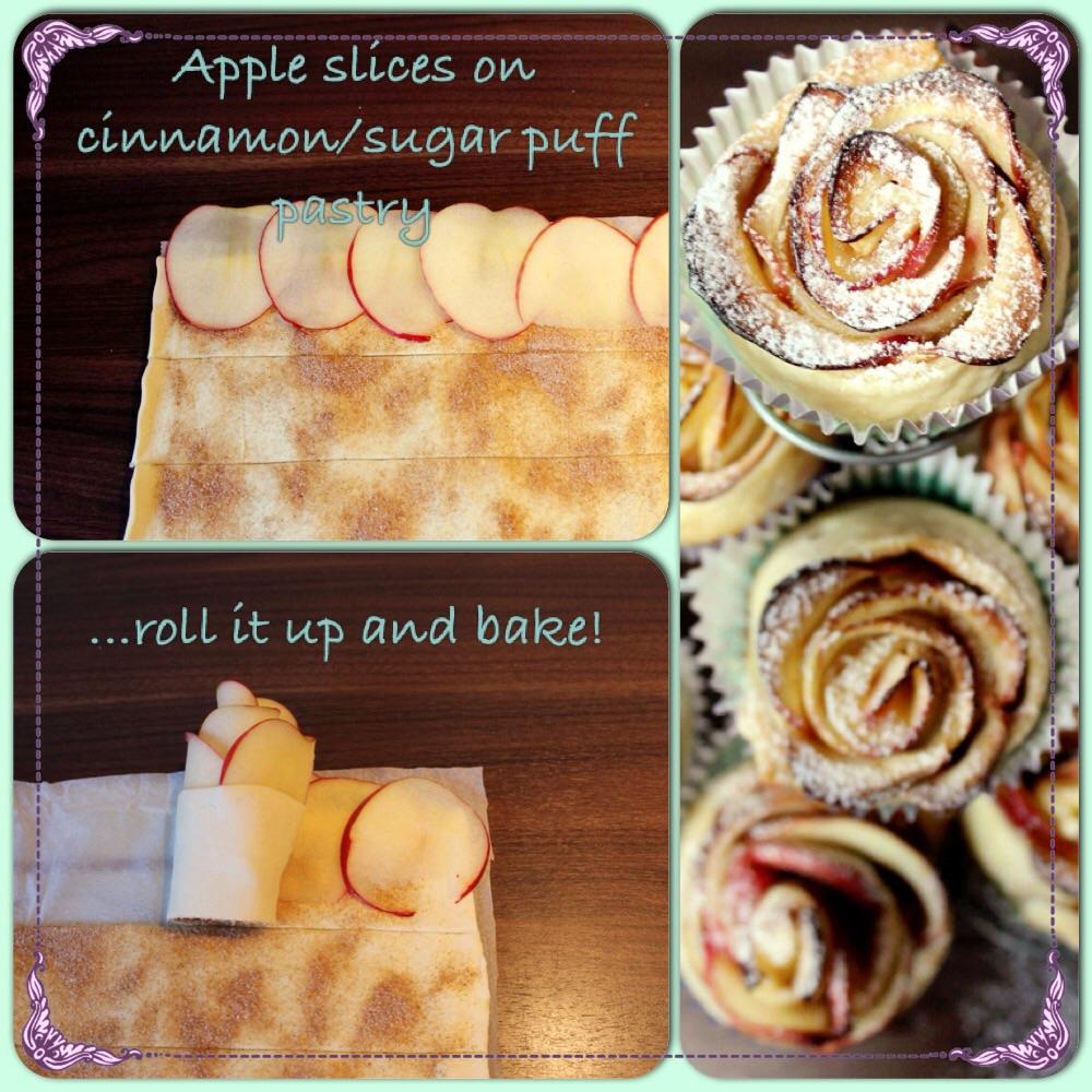 Apfelrosen / Apple Roses